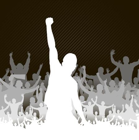 航空ショー: Banner for sporting events and concerts