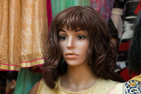 mannequin doll face