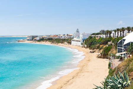View of meca ca? ? os in Cadiz, Andalusia, Spain