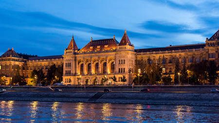 University of Technology and Economics of Budapest, Hungary