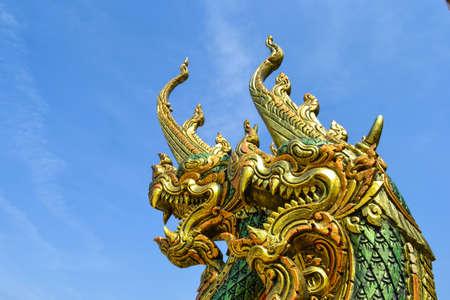 serpents: Beautiful architecture Stock Photo
