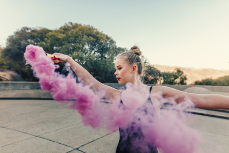 Bomb Woman Stock Photos And Images - 123RF
