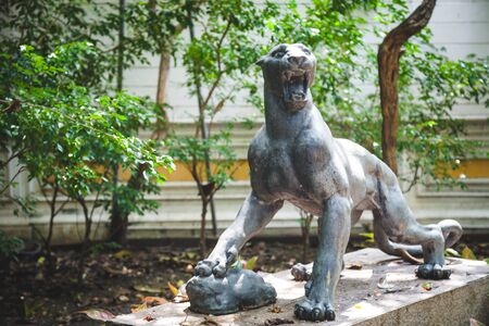 Statue in Silpakorn University Bangkok Thailand on 28 October 2016