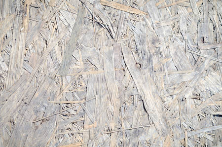 Closeup image of pressed wood texture