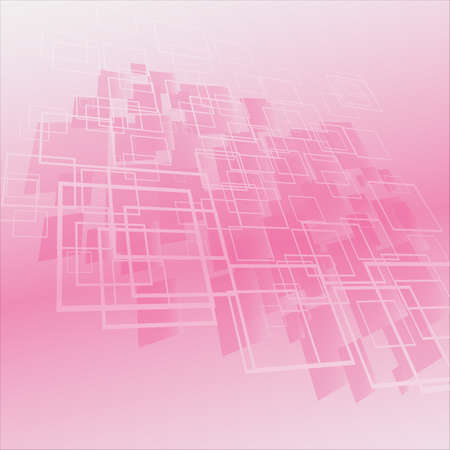 cubic: abstract geometric background pink. Cubic design.