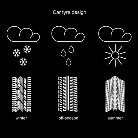 snow tires: Seasonal car wheels