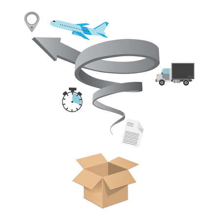 Logistics, shipping and transportation