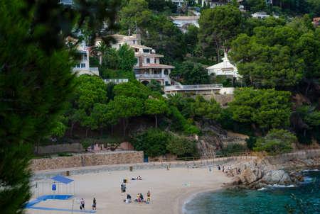 beautiful bay for travel 版權商用圖片