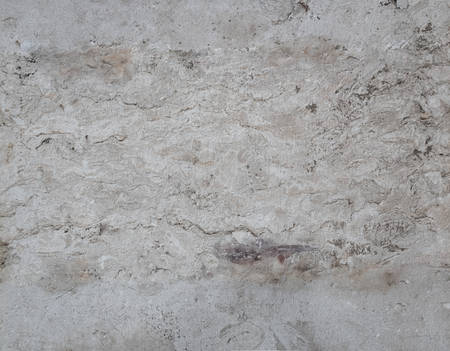 Texture of marble is gray-beige with a large pattern-cracks, spots. Stock Photo