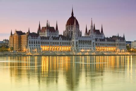 tourist destination: The Hungarian Parliament Building is the seat of the National Assembly of Hungary, one of Europes oldest legislative buildings, a notable landmark of Hungary and a popular tourist destination of Budapest.