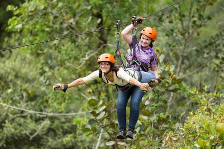 エクアドルの熱帯雨林、バニョス デ アグア サンタにたとえていうなら冒険