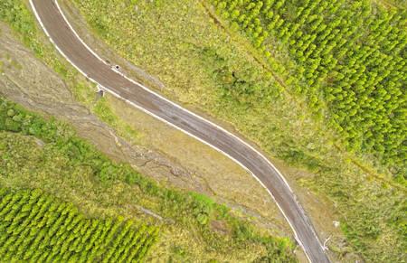Cotopaxi Ecuador Reforestation Progress