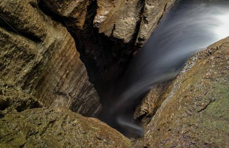 Mayei Ecuador The Cave Where The Wind Is Born Stock Photo