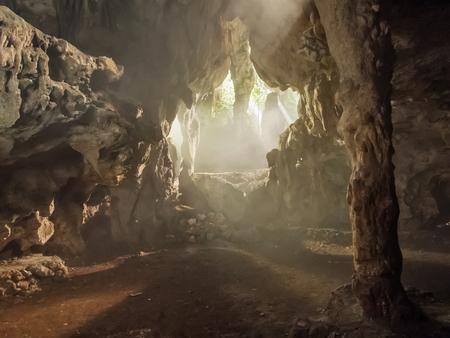 jaskinia: Jaskinia Ambrosio na Kubie