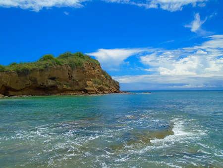 playa: Playa de los Frailes in Ecuador