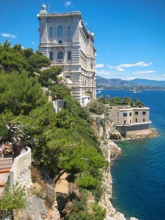 oceanographic: Oceanographic Institute in Principality of Monaco Editorial