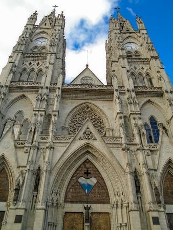quito: Cathedral of Quito, Ecuador
