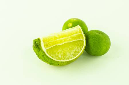 lemon symbolic to men Stock Photo