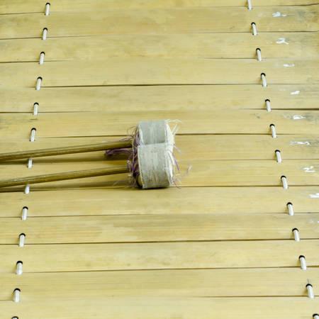 tuneful: thai alto xylophone asia music instrument Stock Photo