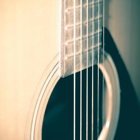 boehm flute: Todav�a vida de cerca parte del estilo de la guitarra de la vendimia Foto de archivo