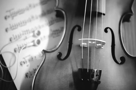 Tiempo Para Practicar El Violín\