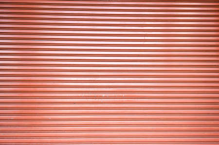 rolling garage door: metal line door background,texture