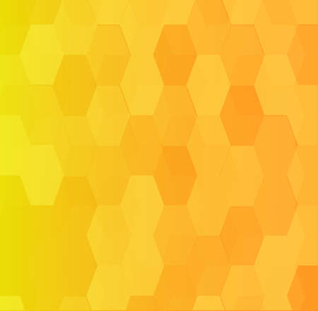 Abstract honeycomb background Imagens - 81510896