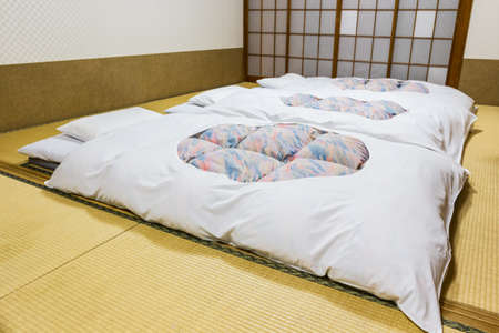 Ryokan Hotels  is a type of Japanese Traditional Inn.