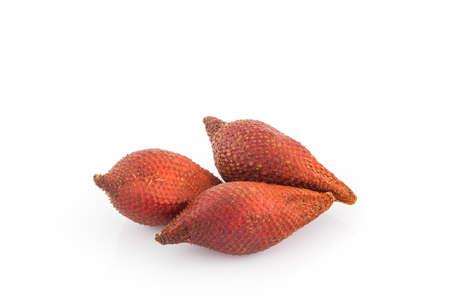 salak: Salak Palm fruit, tropical fruit in Thailand. Stock Photo