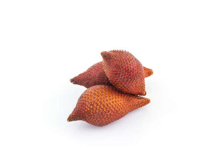 salak: Salak Palm fruit, tropical fruit in Thailand. Stock Photo