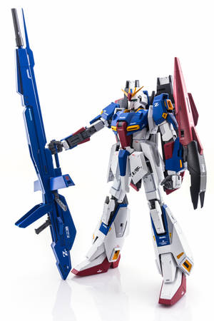 Bangkok, Thailand - October 13, 2016: Gundam model scale 1:100 produced by Bandai Japan. Gundam plastic model from anime tv series mobile suit gundam. 新聞圖片