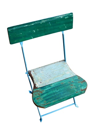 schooldesk: Antique chair