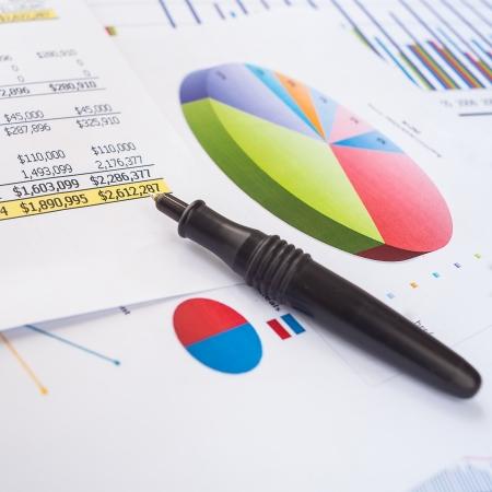 검사 및 비즈니스 시트 스톡 콘텐츠