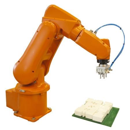Robots Hand  Stock Photo