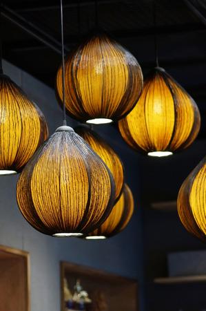 Traditional arabic lanterns