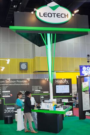 sirens: BANGKOK ,THAILAND - JULY 18: Electronic control panels for safety  home in Engineering Expo 2015 , on JULY 18, 2015 in Bangkok,  Thailand.