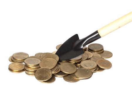 digger: digger a gold coin,business idea
