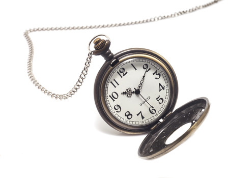 cosecha reloj de bolsillo Foto de archivo
