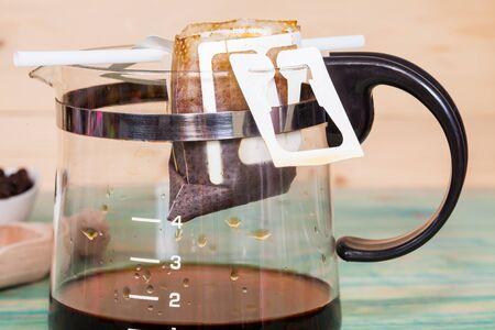 wakening: Coffee pot