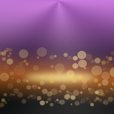 bokeh background: Abstract Light Bokeh Background