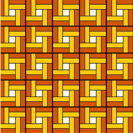 mat pattern on background vector illustration . Stock Photo