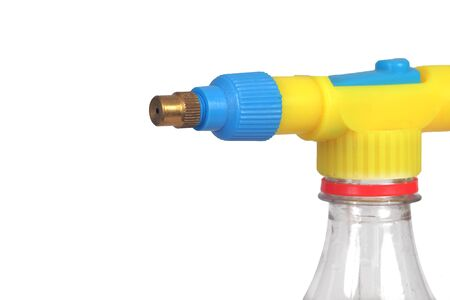 Small WATER SPRAYING tool fix on bottle .