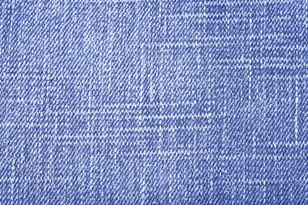 Texture of Denim jeans fabric background .
