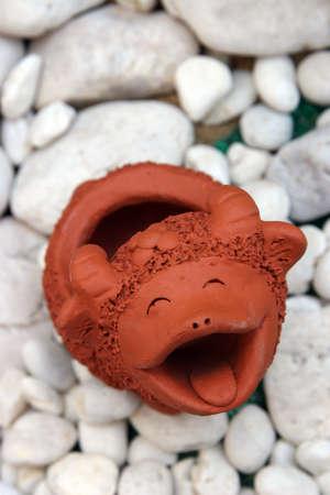ceramic close up ,