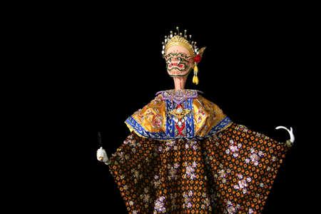 Khon Masks, Thailand  Stock Photo - 7777738