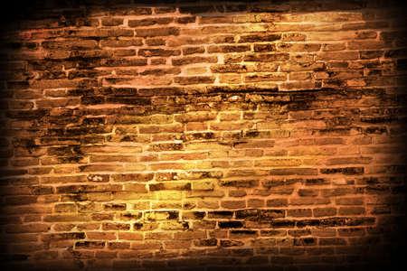 vieux fond mur de briques Banque d'images