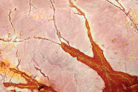 carrara: marble texture rose