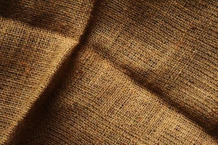 Sackcloth texture background. Natural sackcloth, Texture Pattern Closeup, textured for background.