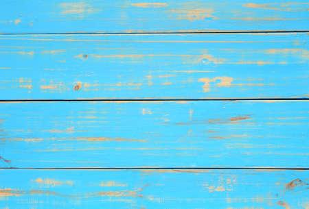 blue wooden texture.