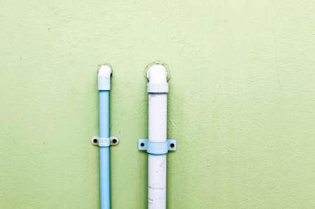 water pipe: ca�o de agua